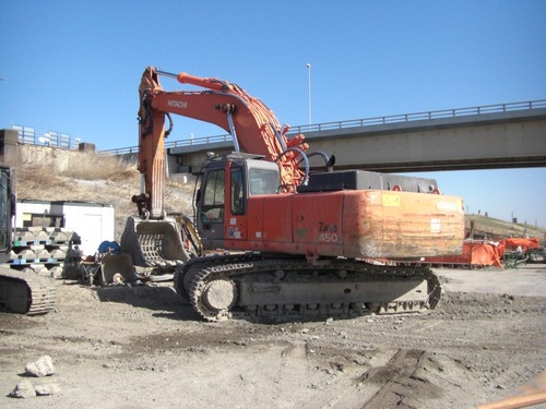 ZAXIS450H