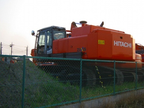 ZAXIS 480LCK